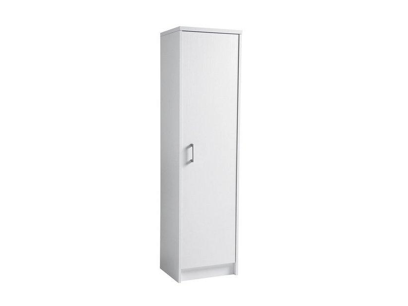 Domestica mobili 45x38x172 truciolare bianco destro - Mobili per lavanderia domestica ...