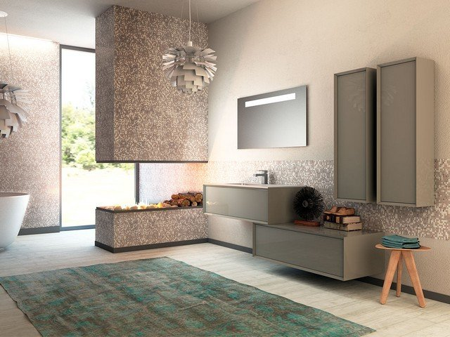 Mobile bagno brera 110 color iperceramica - Iperceramica bagno ...