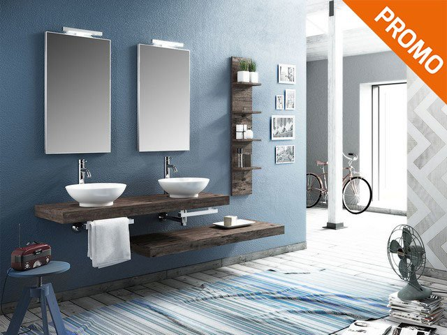 Arredo Bagno Jolly: Arredo bagno moderno wenge ambazac for.