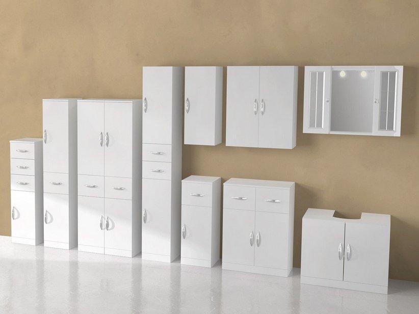 Immagini mobili bagno economici design casa creativa e - Armadietti per bagno ...