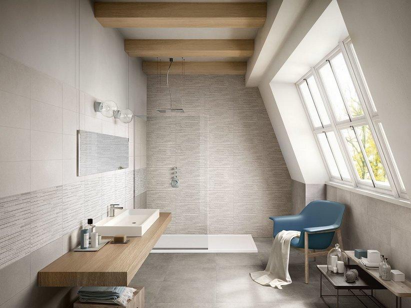 Rivestimento bagno in bicottura montpellier iperceramica - Iperceramica rivestimenti bagno ...