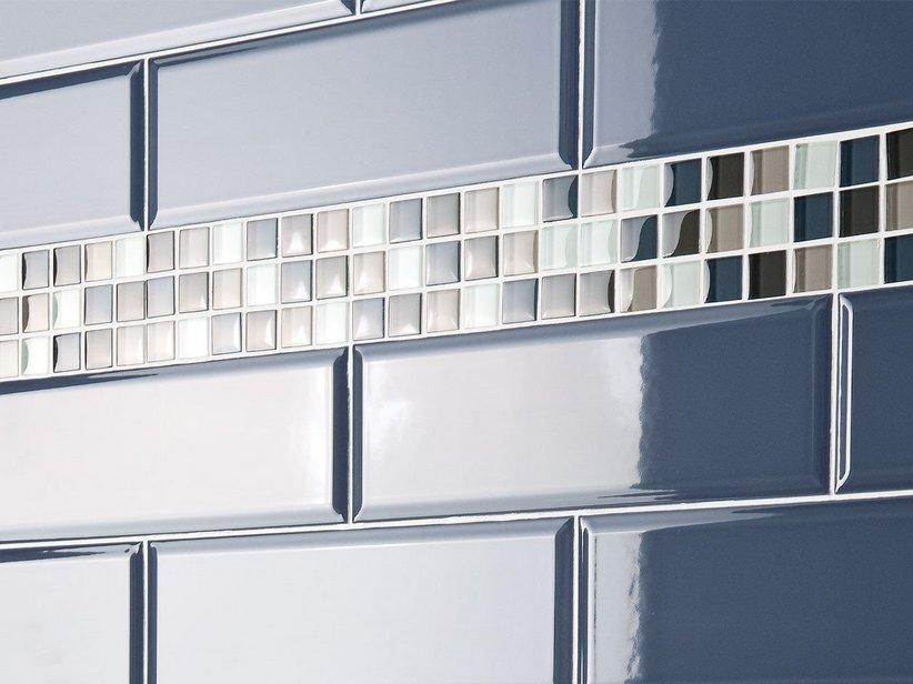 Mosaico crystal atlantico 30x30 iperceramica - Mosaico bagno outlet ...