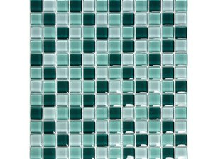 MOSAICO CRYSTAL TURQUOISE 30X30