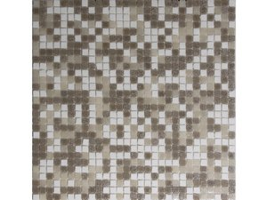 MOSAICO VETRO CHESTER TOFFEE 31,8X31,8 4MM