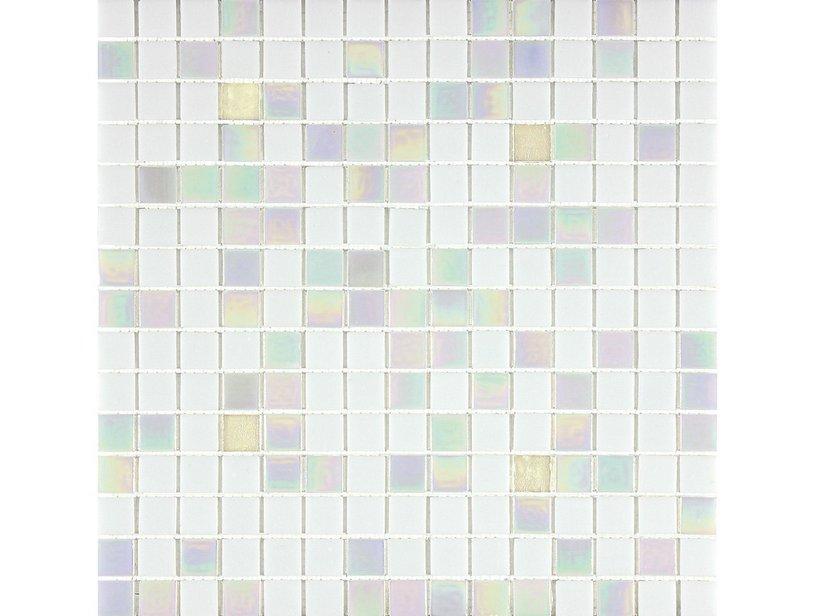 Mosaico vetro islanda iperceramica - Mosaico vetro bagno ...