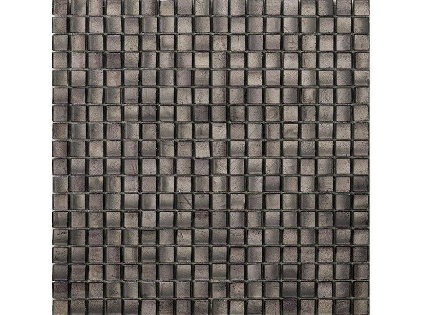 Mosaico vetro piombo iperceramica - Mosaico vetro bagno ...