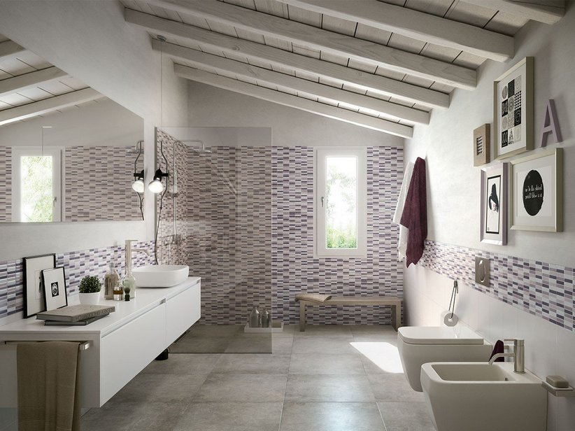 Rivestimento Bicottura Mosaico Preinciso - Mycolor ...