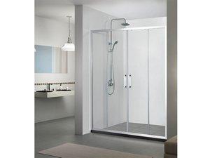 Vasca Da Bagno Brico : Porta doccia: soluzioni per bagni con spazi limitati iperceramica