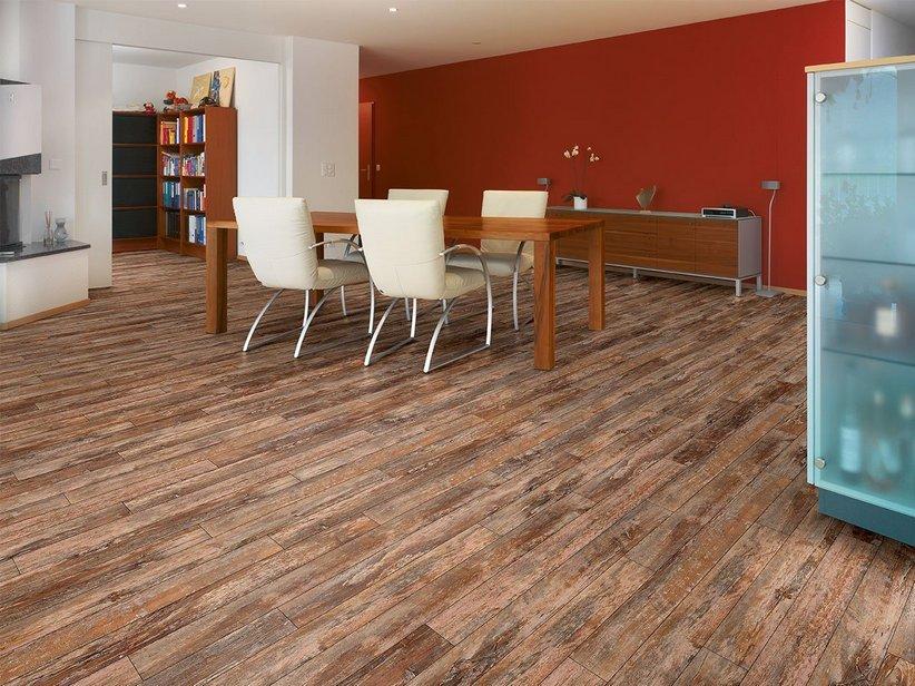 Laminato effetto legno vecchio sverniciato ciliegio - Cucina laminato effetto legno ...