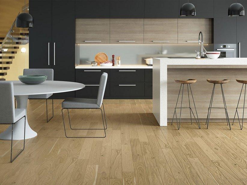 Plancia rovere spazzolato iperceramica - Costo posa piastrelle su pavimento esistente ...