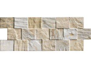 Rivestimento in legno con aspetto vintage d m² parete di legno