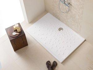 Piatti per doccia rettangolari: in diverse misure e materiali