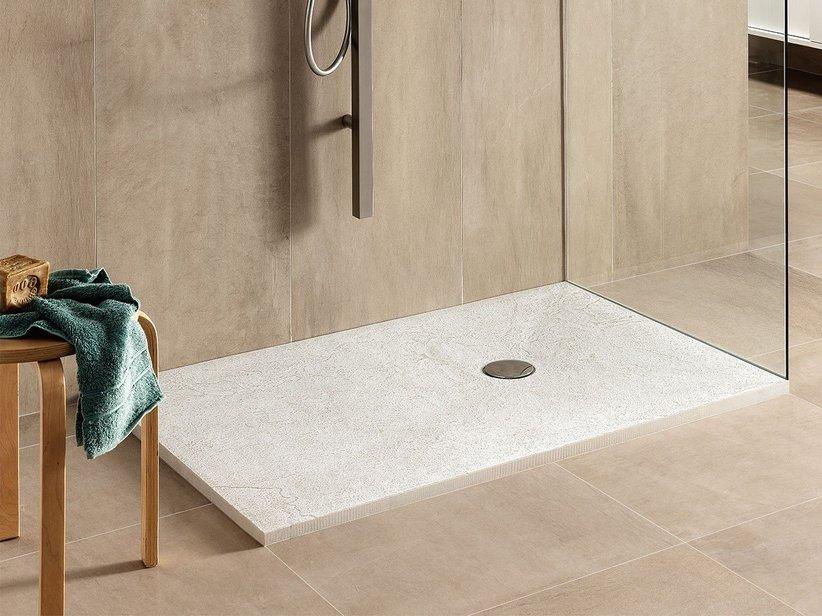 Piatto doccia slate 70x90 decape 39 bianco iperceramica - Piatto doccia piccolo ...