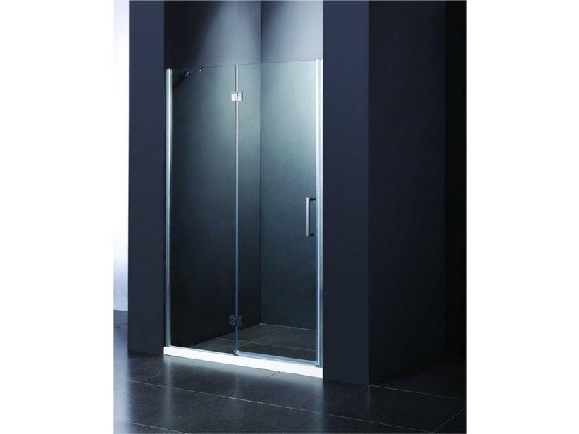 Fantasy2 porta nicchia 100 reversibile trasparente iperceramica - Porta doccia nicchia prezzi ...