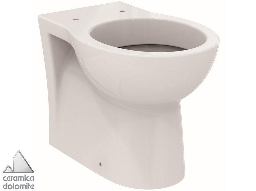 Sanitari Filo Muro Ideal Standard.Ideal Standard Quarzo Back To Wall Pan With Shift Drain System