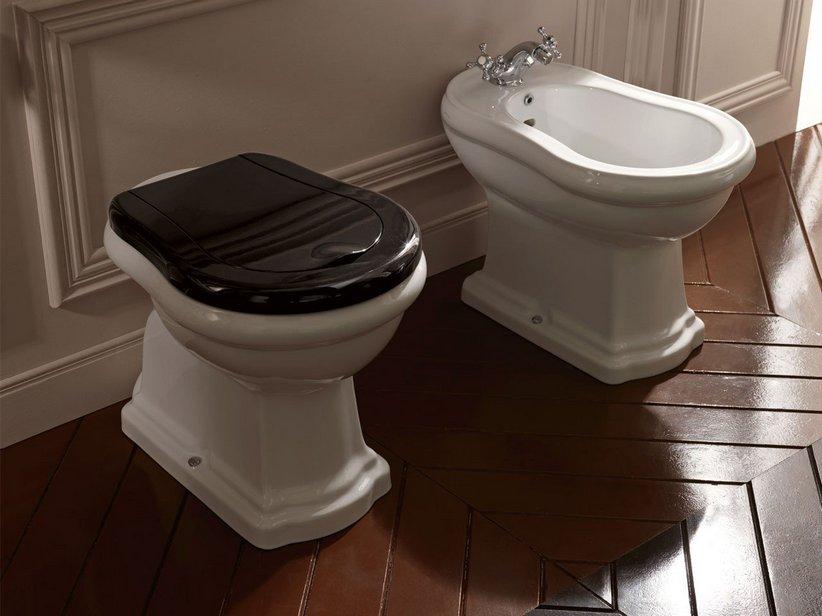 Retr Floor Mount Sanitary Ware Iperceramica