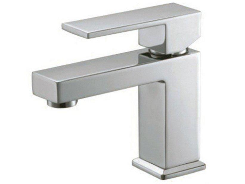 barbara monocomando lavabo cromo - iperceramica - Rubinetto Lavandino Bagno