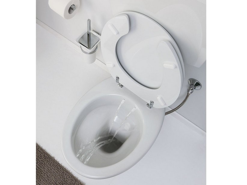 Vaso wc con bidet termosifoni in ghisa scheda tecnica for Sensea sanitari