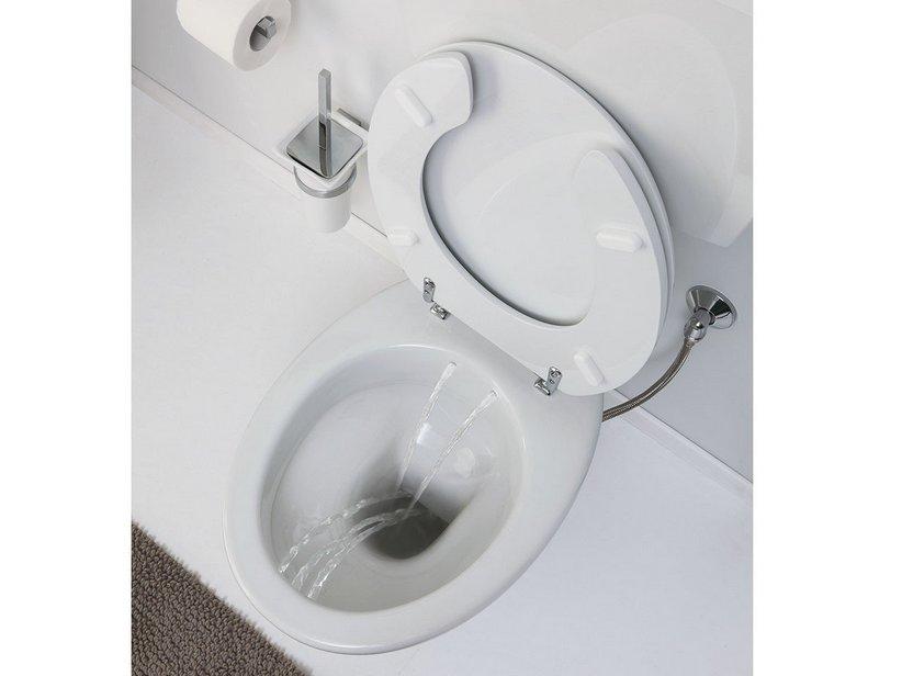 Sanit Dual-Function Toilet And Bidet Floor-Mount Sanitary Ware ... on
