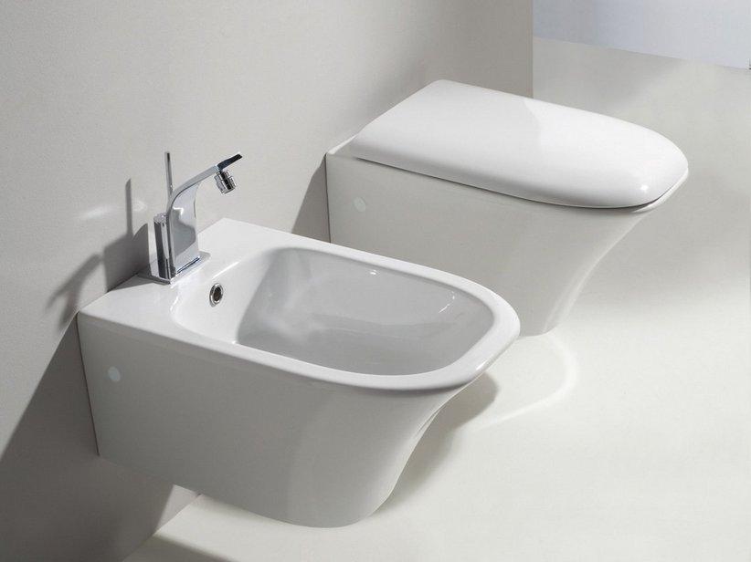Water sospeso prezzi termosifoni in ghisa scheda tecnica for Architec bidet sospeso