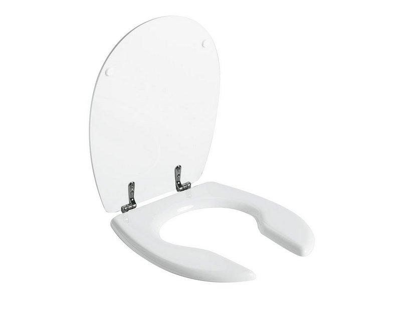Sedili Wc Per Disabili : Basic saniwat kela sedile wc bianco iperceramica
