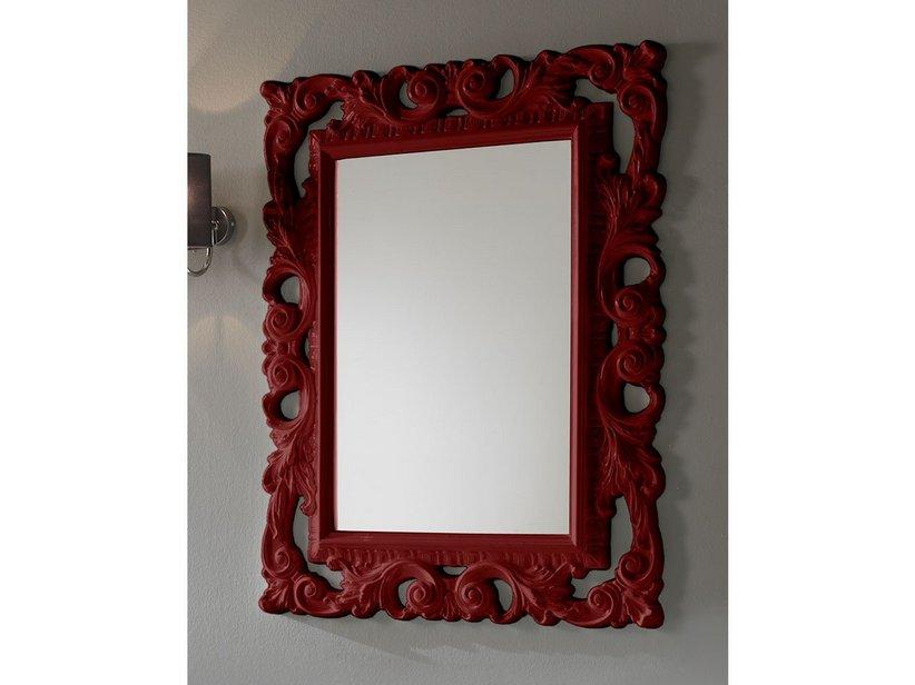 Sanitari Bagno Bordeaux : Specchio barocco bordeaux iperceramica