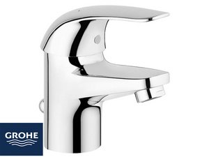 Grohe starteco swift monocomando lavabo scarico 1 39 1 4 cromo iperceramica for Miscelatori bagno prezzi