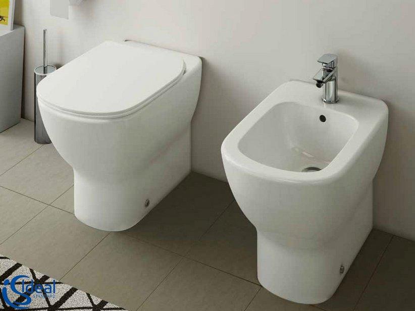 Vaso Bidet Combinato Ideal Standard.Ideal Standard Tesi Listino Prezzi Interesting Sanitari Ideal