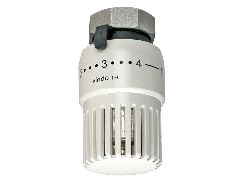 Italia testa termostatica bianca iperceramica for Testina termostatica