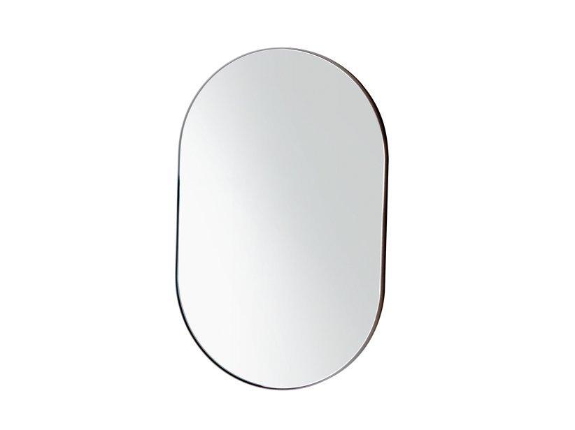 Tino specchio ovale cor ten iperceramica - Specchio ovale per bagno ...