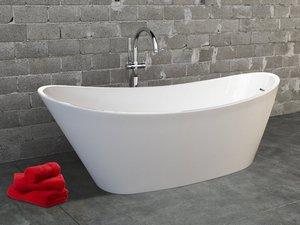 Dimensioni Vasca Da Bagno Libera Installazione : Vasche da bagno piccole cose di casa