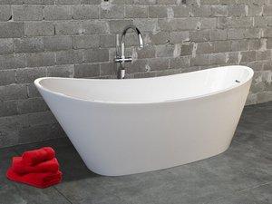 Vasche Da Bagno Esterne Misure : Vasca da bagno la gamma iperceramica