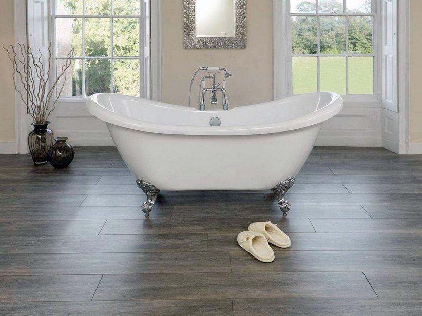 Vasca classic three 1750x720 piedi inclusi iperceramica - Vasca da bagno con i piedi ...