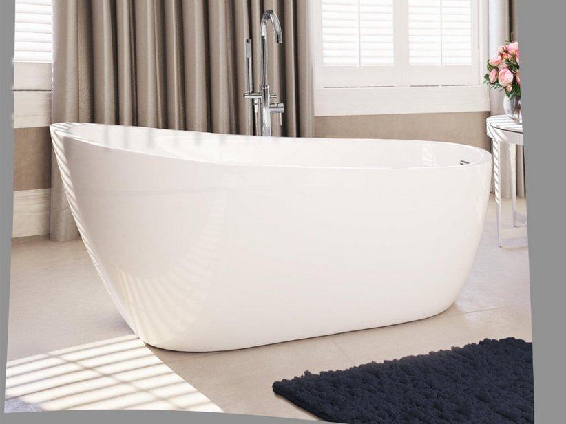 Vasca Da Bagno Libera Installazione Prezzi : Vasche da bagno iperceramica