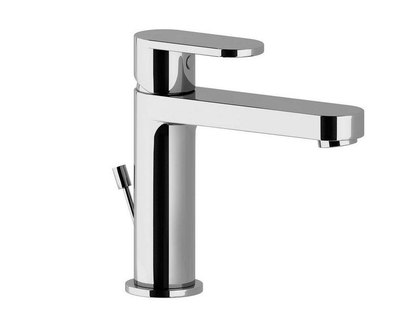 Versilia miscelatore lavabo senza scarico cromo iperceramica - Rubinetti lavabo bagno ...