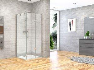 Vasca con doccia integrata affordable awesome vasca con doccia
