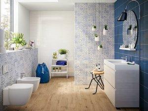 Piastrelle Esagonali Bagno : Piastrelle bagno esagonali trendy bagno esagonale rivestito di