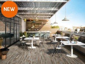 Pavimenti effetto legno per esterni interesting piastrella resort