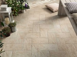 Gres porcellanato: pavimenti per interni ed esterni iperceramica