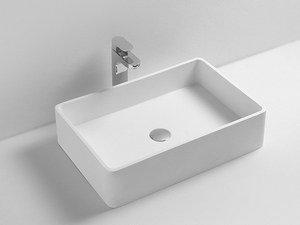 Lavabo bagno da appoggio iperceramica for Lavandini bagno design