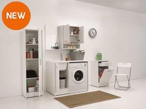 Mobili lavanderia iperceramica