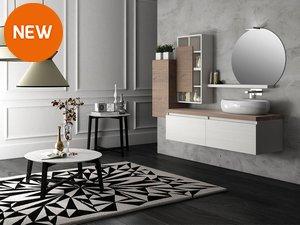 Mobili bagno moderni e classici prezzi e offerte for Mobili bagno moderni offerte