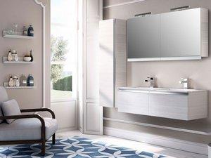 Mobili bagno iperceramica for Offerta mobili bagno sospesi