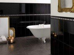 Rivestimenti e piastrelle per un bagno da sogno iperceramica - Piastrella 7 5x15 bianche ...