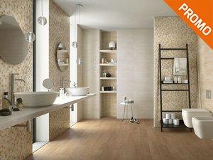 Rivestimenti bagno iperceramica - Rivestimento bagno marmo ...