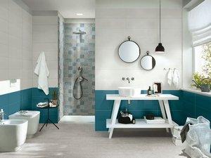 Boiserie Bagno Moderno : Idee bagni moderni da sogno u colori idee piastrelle bagno