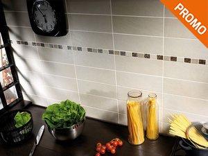 rivestimenti e piastrelle per la cucina - iperceramica - Rivestimento Cucina Mosaico