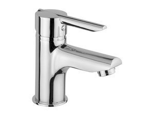 Miscelatore rubinetto lavabo bocca lunga senza scarico hope framo