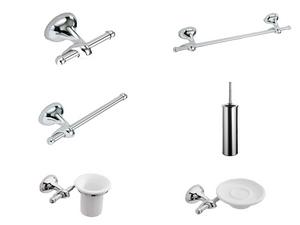 accessori bagno riccio