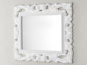 Arredo bagno idee per l 39 arredamento del bagno iperceramica - Specchio cornice bianca ...
